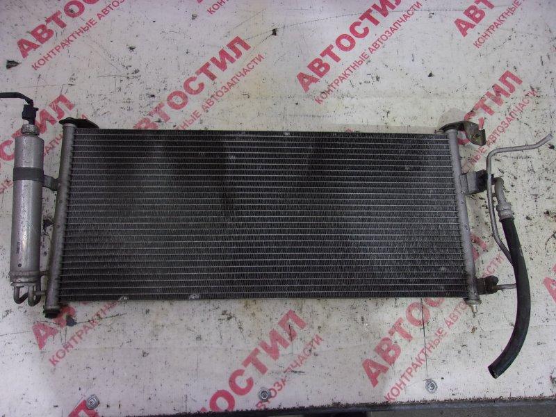 Радиатор кондиционера Nissan Bluebird Sylphy TG10, FG10, QNG10, QG10 QG18 2004