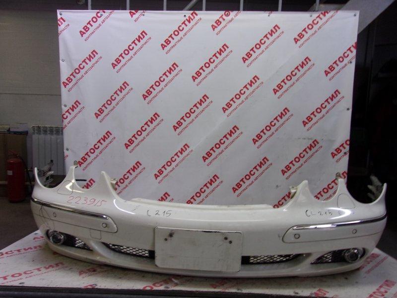 Бампер Mercedes-Benz Cl-Class C215 M 113 E 50 2001 передний
