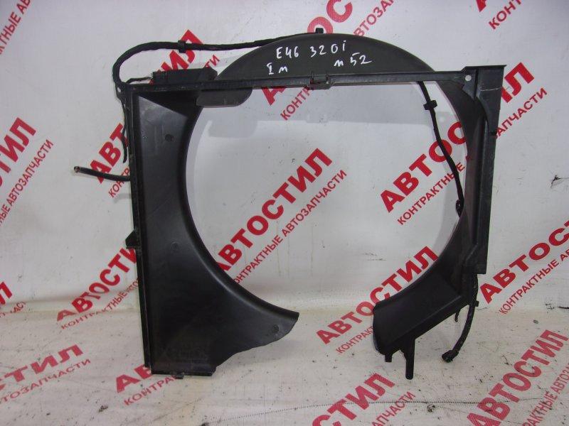 Диффузор радиатора Bmw 3-Series E46 M52B25TU 2001