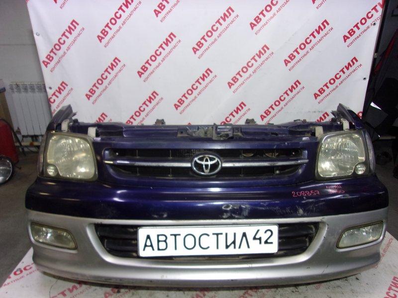 Nose cut Toyota Town Ace Noah SR40G, SR50G, CR40G, CR50G,KR41V, KR42V, KR52V, CR41V, CR51V, CR42V, CR52V 3S 2001