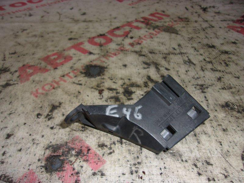 Крепление фары Bmw 3-Series E46 M52B25TU 2001 правое