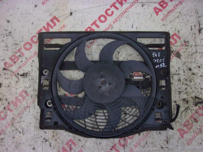 Диффузор радиатора кондиционера Bmw 3-Series E46 M52B25TU 2001