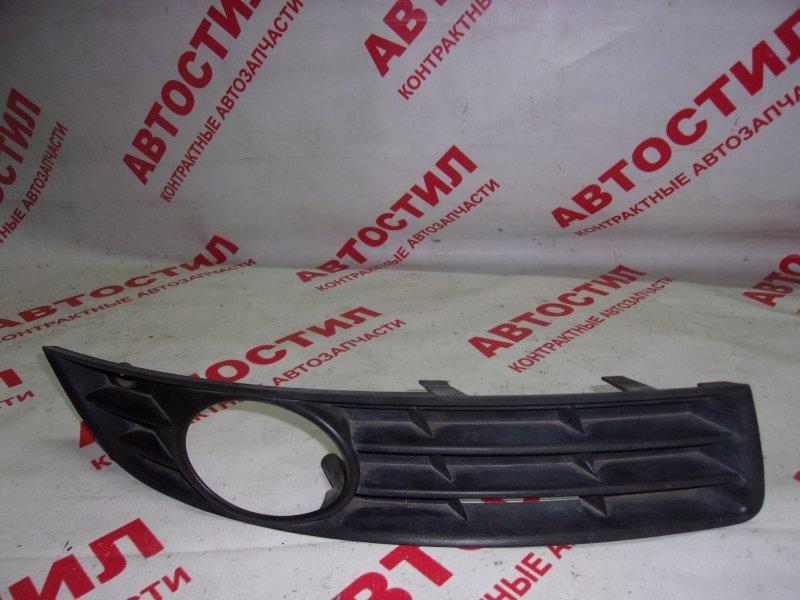 Заглушка бампера Volkswagen Passat B6 AXZ 2005-2010 правая