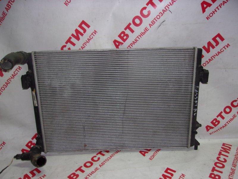 Радиатор основной Volkswagen Passat B6 AXZ 2005-2010