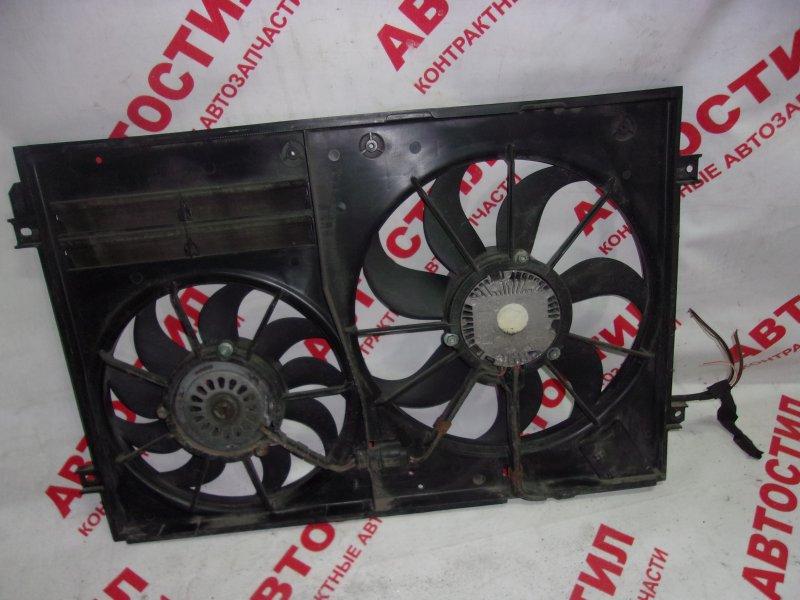 Диффузор радиатора Volkswagen Passat B6 AXZ 2005-2010