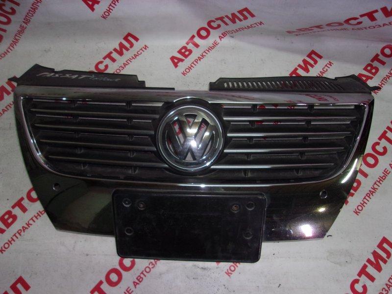 Решетка радиатора Volkswagen Passat B6 AXZ 2005-2010