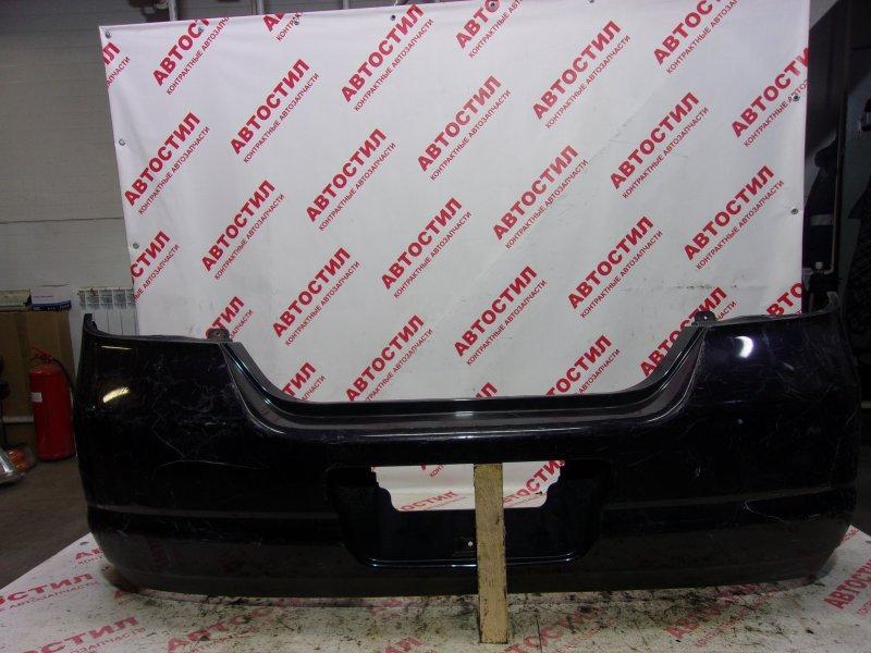 Бампер Nissan Tiida C11, JC11, NC11 HR15 2005 задний