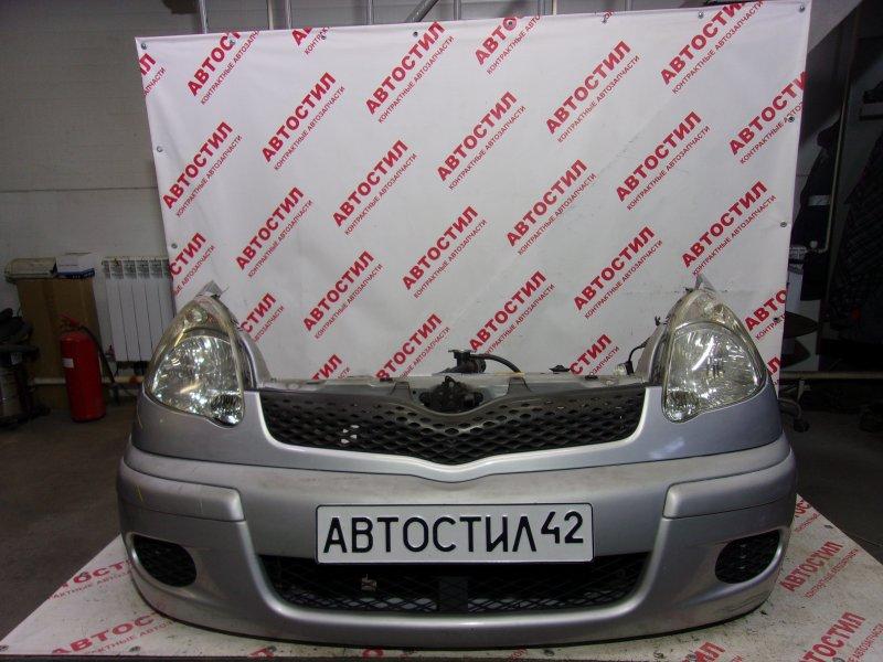 Nose cut Toyota Funcargo NCP20, NCP21, NCP25 1NZ 2004
