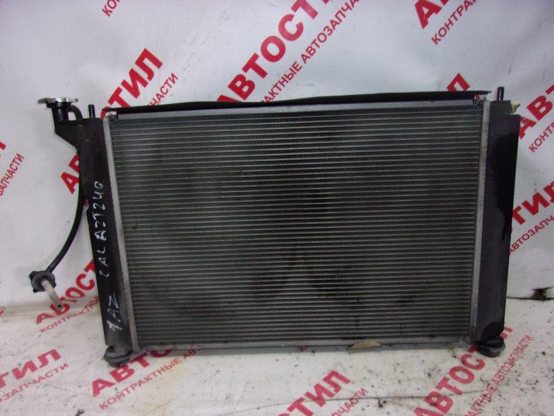 Радиатор основной Toyota Caldina ZZT241W, ST246W, AZT241W, AZT246W 1AZ 2003