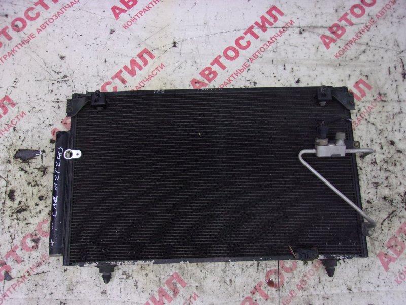 Радиатор кондиционера Toyota Caldina ZZT241W, ST246W, AZT241W, AZT246W 1AZ 2003