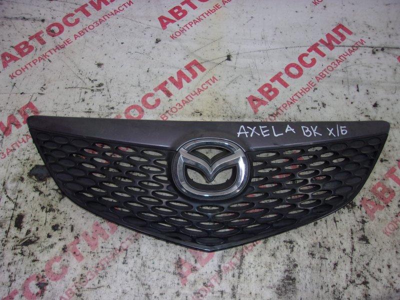 Решетка радиатора Mazda Axela BK3P, BKEP, BK5P LF 2005