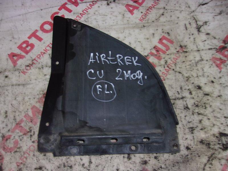 Защита двигателя Mitsubishi Airtrek CU2W, CU4W 4G63 2001 передняя левая