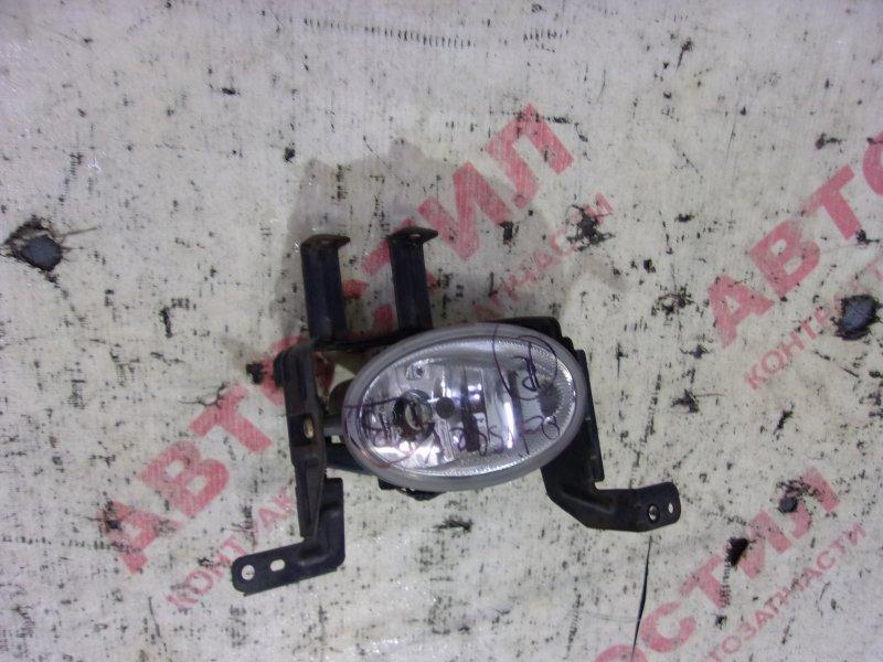 Туманка Honda Odyssey RB1,RB2 K24A 2003 правая