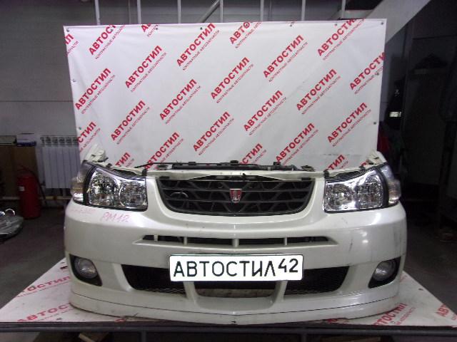Nose cut Nissan Liberty PM12, PNM12, PNW12,RM12, RNM12 SR20 1999