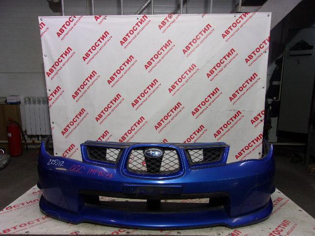 Бампер Subaru Impreza GG2, GG3, GG9, GGA,GDC, GDD, GD2, GD3,GGC EJ20 2005-2007 передний