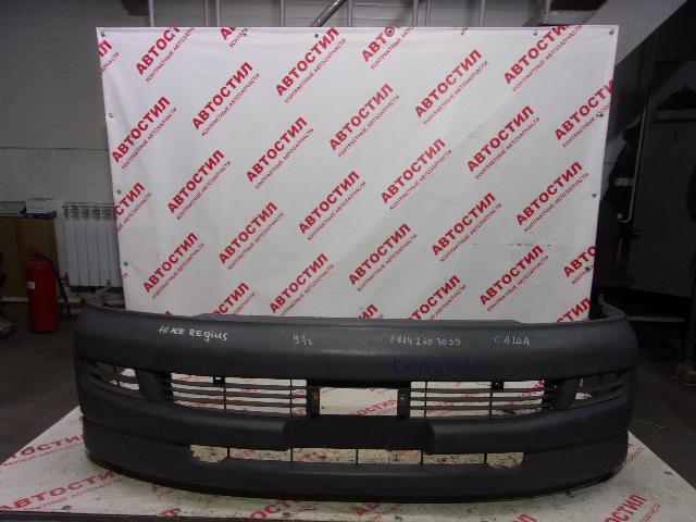 Бампер Toyota Hiace Regius RCH41W, RCH47W, KCH40G, KCH40W, KCH46G, KCH46W 1KZ 1997-1999 передний