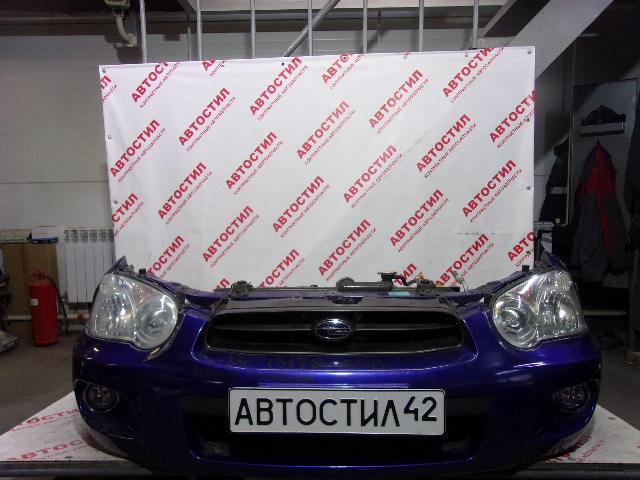 Nose cut Subaru Impreza GG3P, GGEP,GY3W, GYEW,GG3S, GGES EJ15 2003