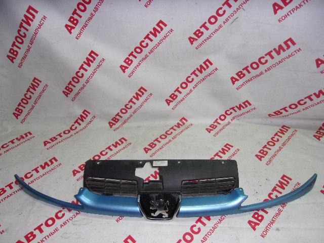 Решетка радиатора Peugeot 206 VF32 TU3JP 2003