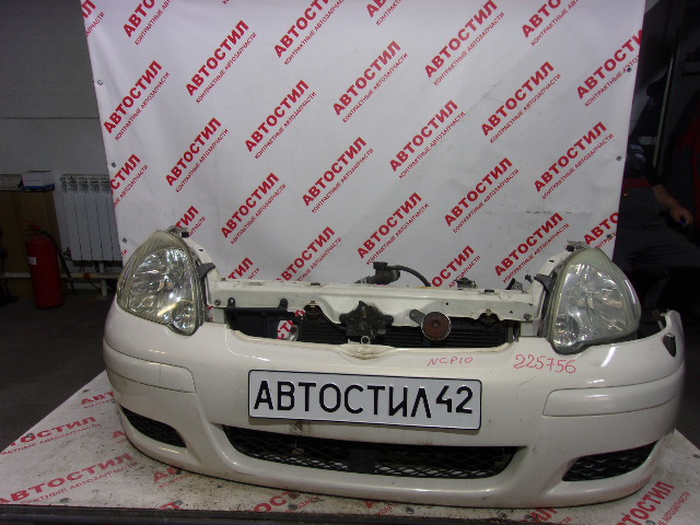 Nose cut Toyota Vitz NCP10, NCP13, NCP15, SCP10, SCP13 1NZ 2003