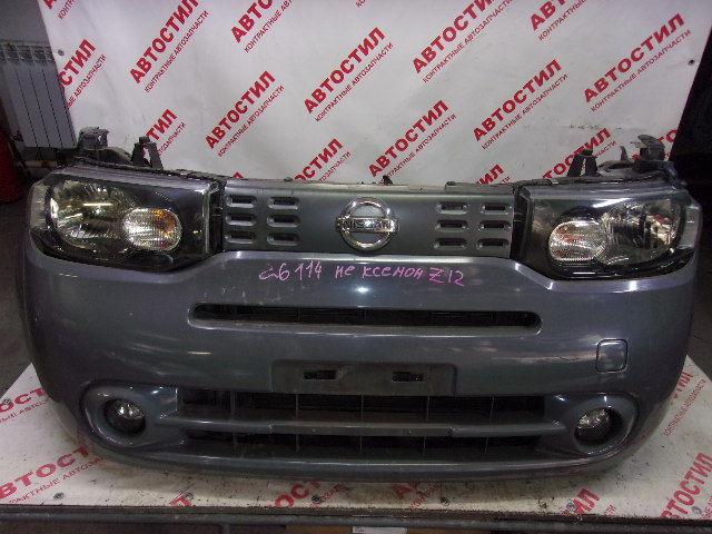 Nose cut Nissan Cube NZ12, Z12 HR15 2008-2019