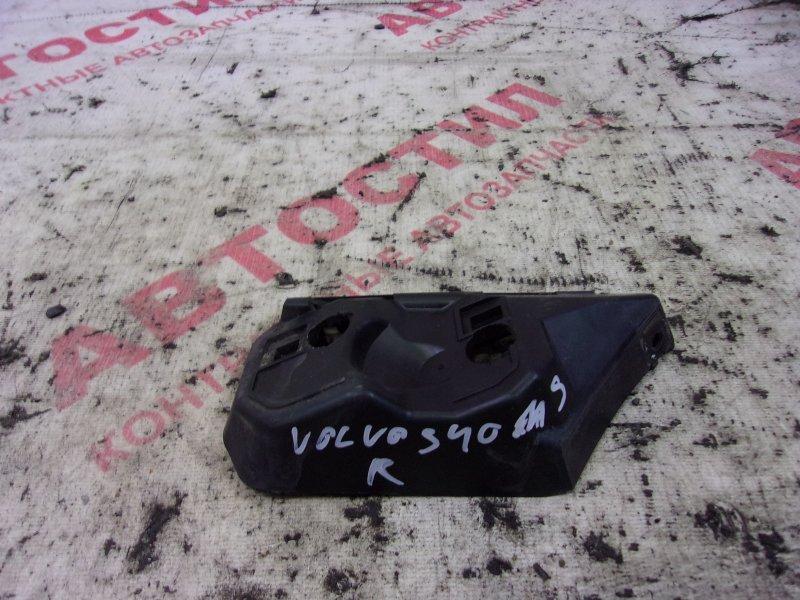 Крепление бампера Volvo S40 MS43 B5244S5 2005 переднее правое