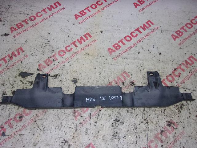 Защита бампера Mazda Mpv LY3P L3 2006-2007 передняя
