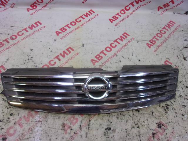 Решетка радиатора Nissan Bluebird Sylphy G11, KG11, NG11 HR15 2005-2012