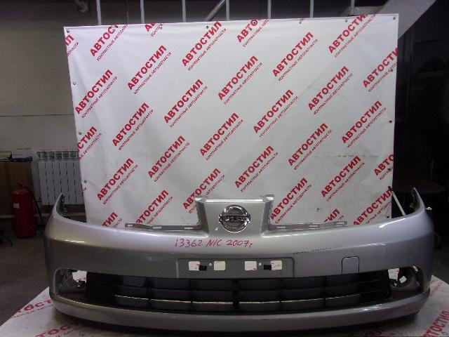 Бампер Nissan Tiida C11, JC11, NC11,SJC11, SC11, SNC11 HR15 2005 передний