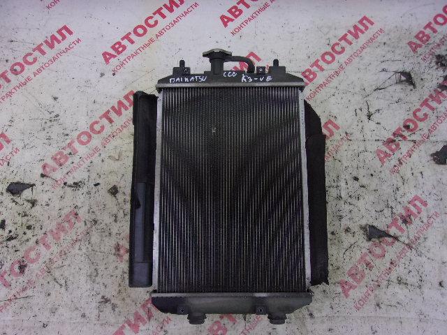 Радиатор основной Toyota Bb QNC20, QNC21, QNC25 3SZ 2008