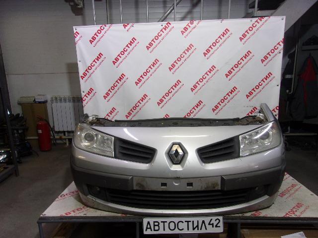 Nose cut Renault Megane BM F9Q 803; F9Q 804; F9Q 816; F9Q 818 2006-2009