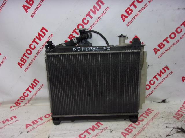 Радиатор основной Toyota Bb NCP30, NCP31, NCP35 1NZ 2003-2005