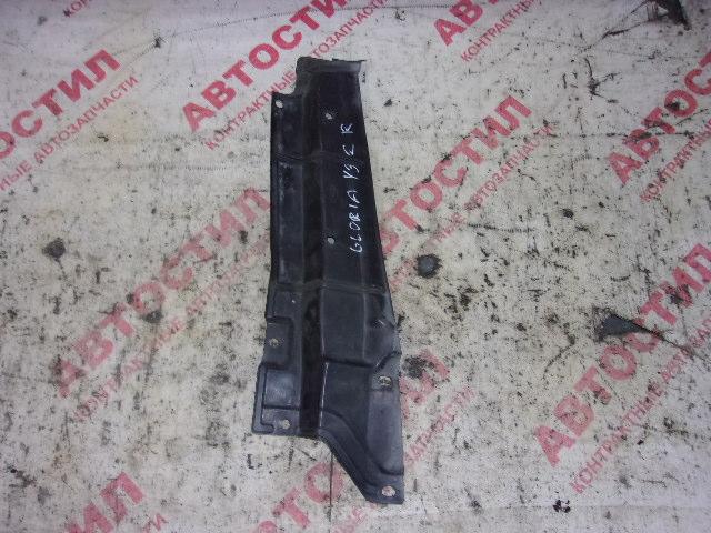 Дефлектор радиатора Nissan Gloria PAY32, PBY32, PY32, Y32, UY32 VG30 1993-1995 правый