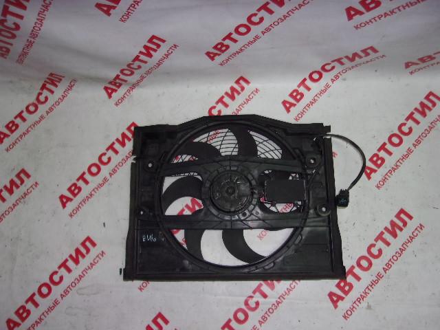 Диффузор радиатора кондиционера Bmw 3-Series E46 M54B25 2001