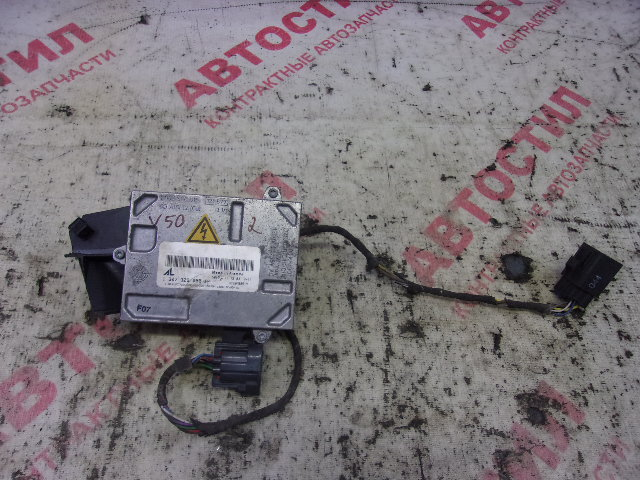 Блок розжига ксенона Volvo V50 MW20 B5244S4 2004 правый