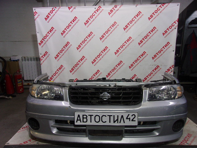 Nose cut Nissan Expert VW11, VNW11, VW11, VENW11, VEW11 QG18 2003