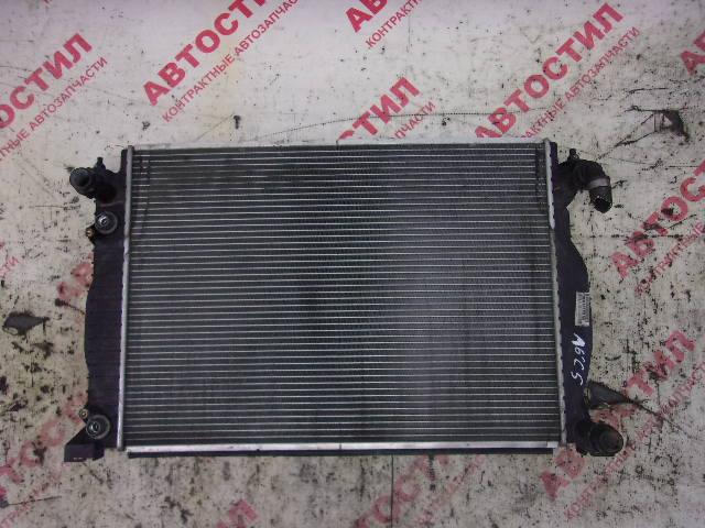 Радиатор основной Audi A6 C5 ASM,AMM,BDV, ASN,BBJ,ARE, BES 2000-2005