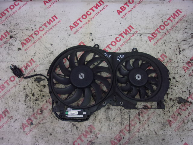 Диффузор радиатора Audi A6 C5 ASM,AMM,BDV, ASN,BBJ,ARE, BES 2000-2005
