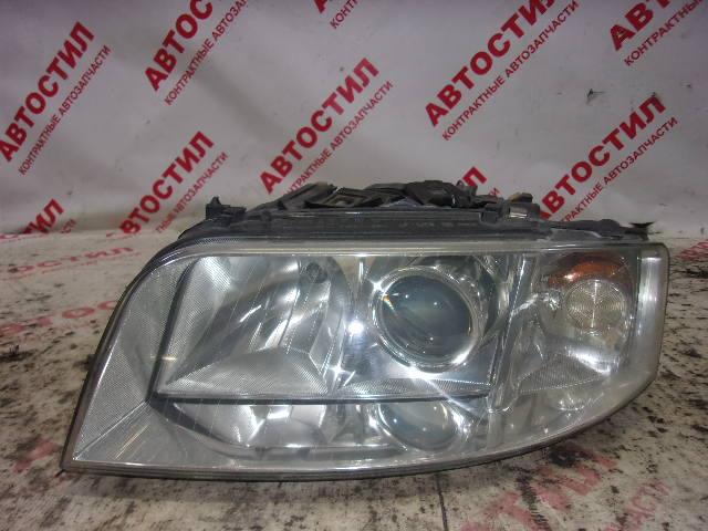 Фара Audi A6 C5 ASM,AMM,BDV, ASN,BBJ,ARE, BES 2000-2005 левая