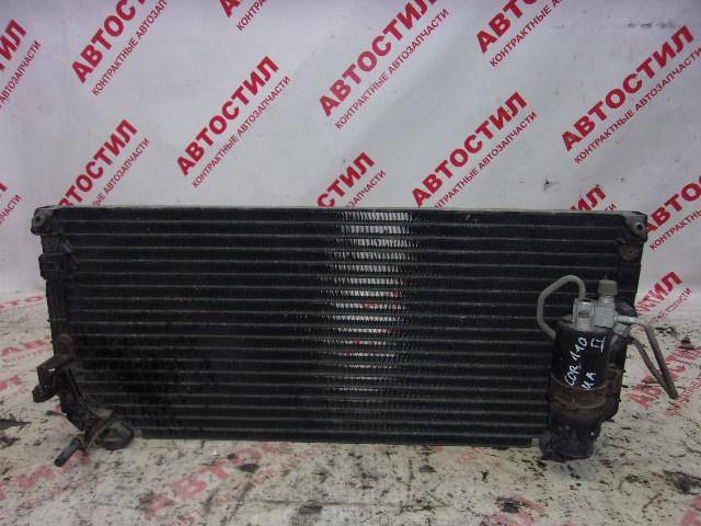 Радиатор кондиционера Toyota Corolla AE110, AE111, AE114, EE111, CE110, CE114 5A 1999