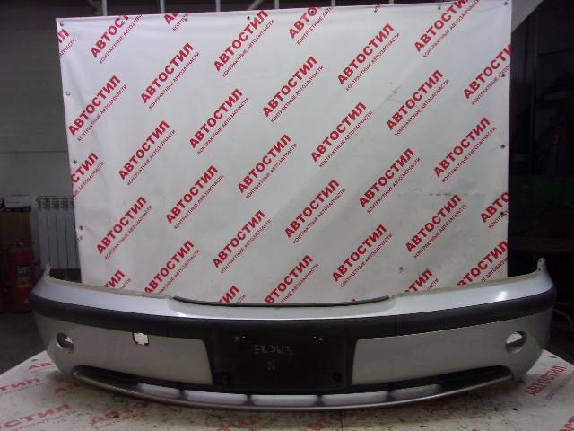 Бампер Bmw 3-Series E46 M54B25 2003 передний