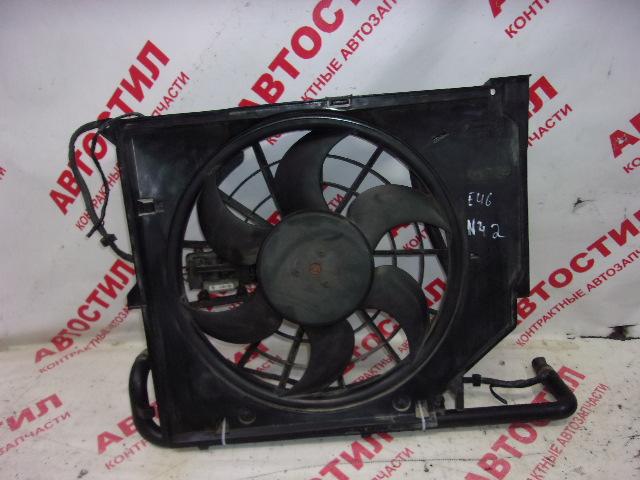 Диффузор радиатора Bmw 3-Series E46 M54B25 2003