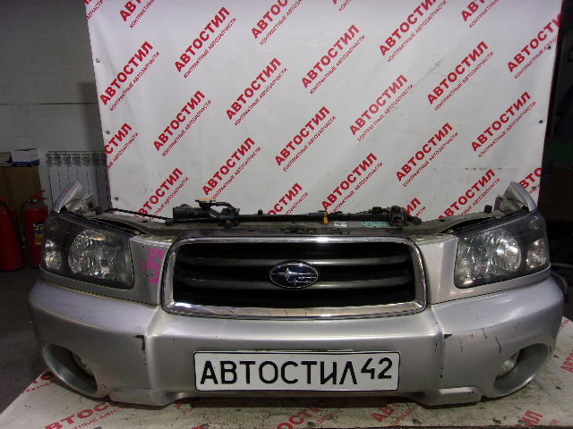 Nose cut Subaru Forester SG5, SG9 EJ202 2002