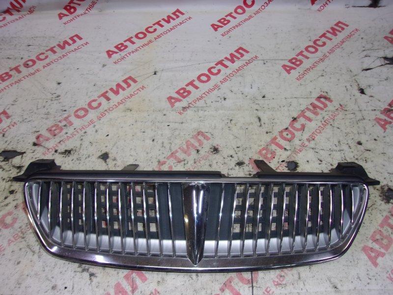 Решетка радиатора Nissan Bluebird Sylphy TG10, FG10, QNG10, QG10 QG15 2002
