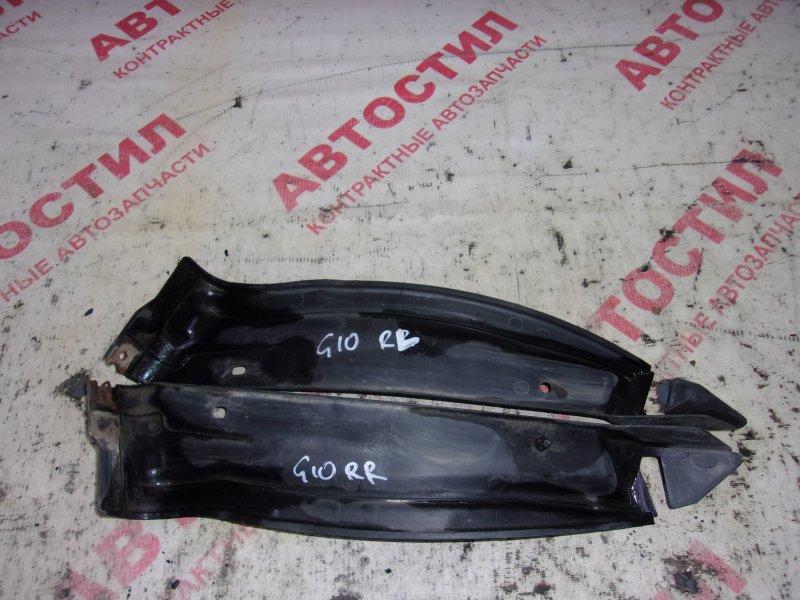 Подкрылок Nissan Bluebird Sylphy TG10, FG10, QNG10, QG10 QG15 2001 задний