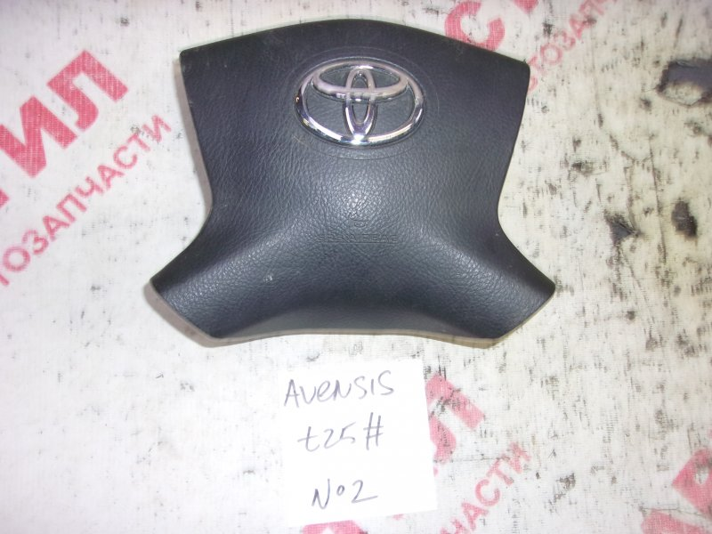 Airbag на руль Toyota Avensis AZT250, AZT251, AZT255,AZT250W, AZT251W, AZT255W 1AZ 2005