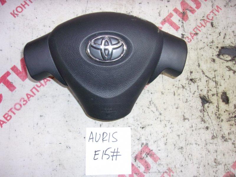 Airbag на руль Toyota Auris NZE151H, NZE154H, ZRE152H, ZRE154H 1ZR 2008