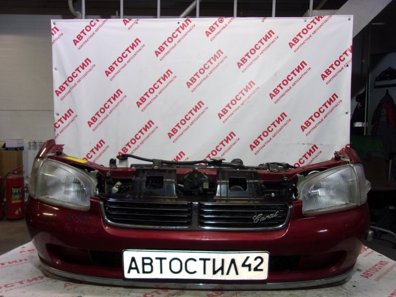 Nose cut Toyota Starlet EP91, EP95, NP90 4E 1998