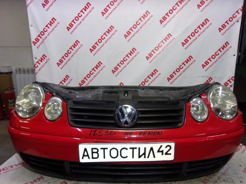 Nose cut Volkswagen Polo 4 MK4 AUA, BBY, BKY 2001-2005