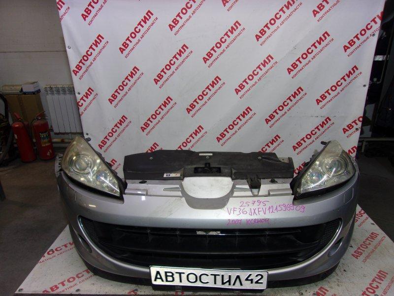 Nose cut Peugeot 407 6C ES9A 2005-2009