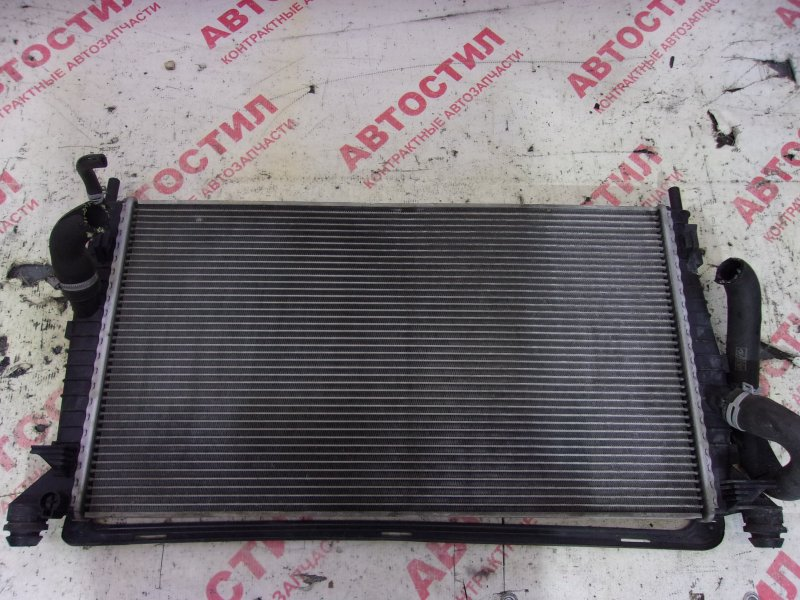 Радиатор основной Volvo V50 MW20,MW43 B5244S5 2007-2012